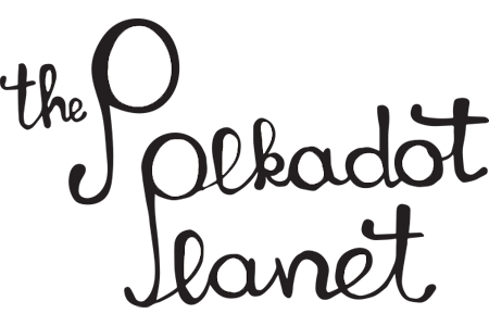Logo-The polkadot planet wh